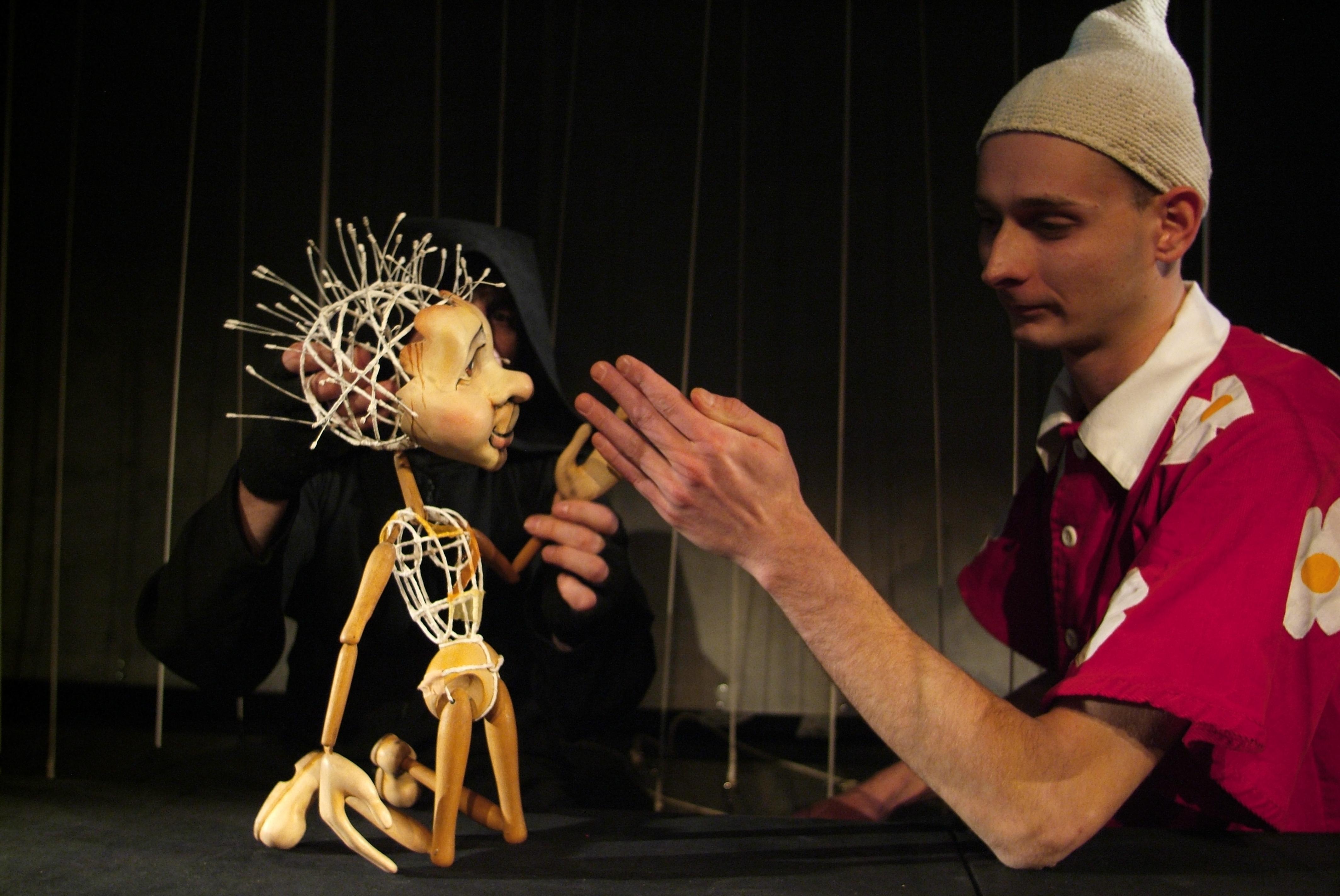 Pinocchio Forbidden for Children _001